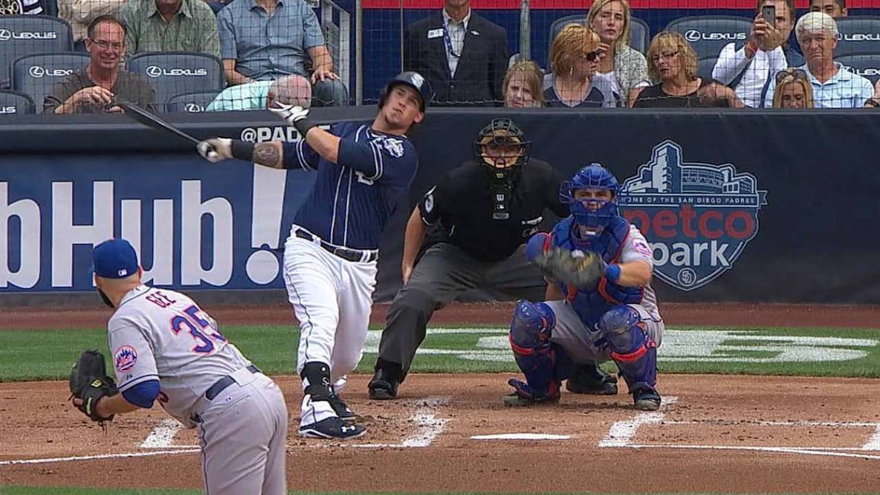 Grandal seeing results with altered batting stance