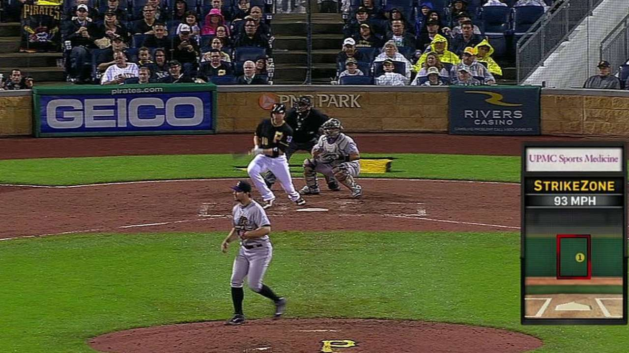 Martin throws out second runner after call overturned