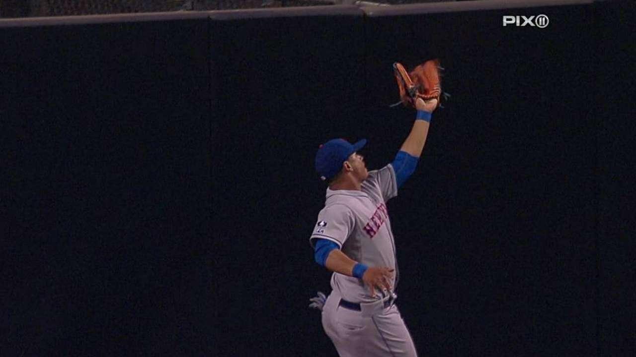 Ofensiva de Mets fue dominada por Ross, Padres