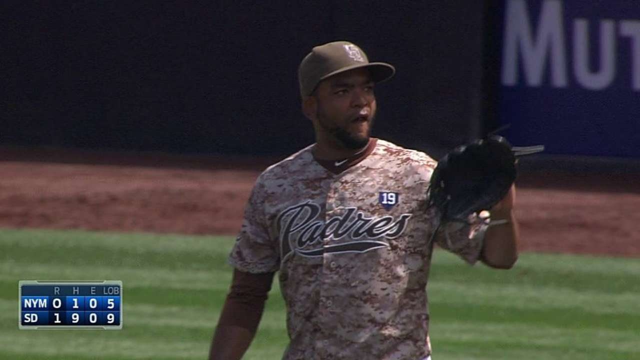 Despaigne shows the stuff of legends