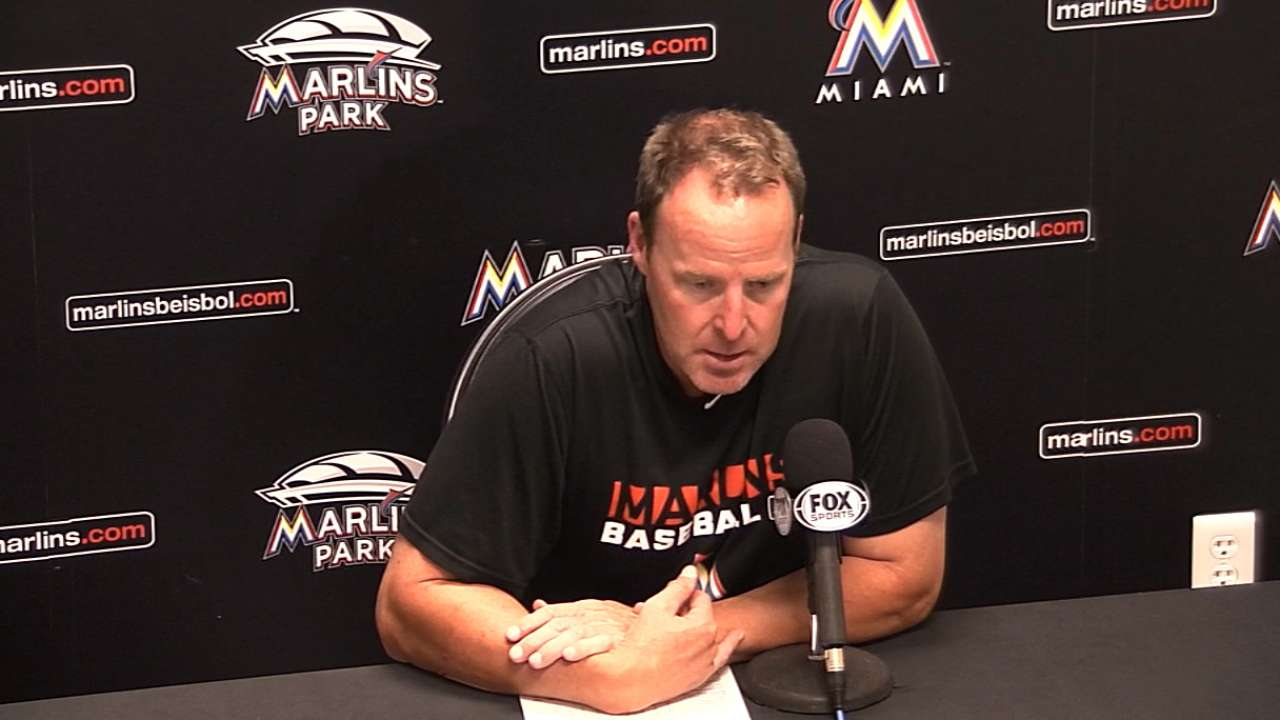 Marlins' trade market could hinge on Hand, Turner