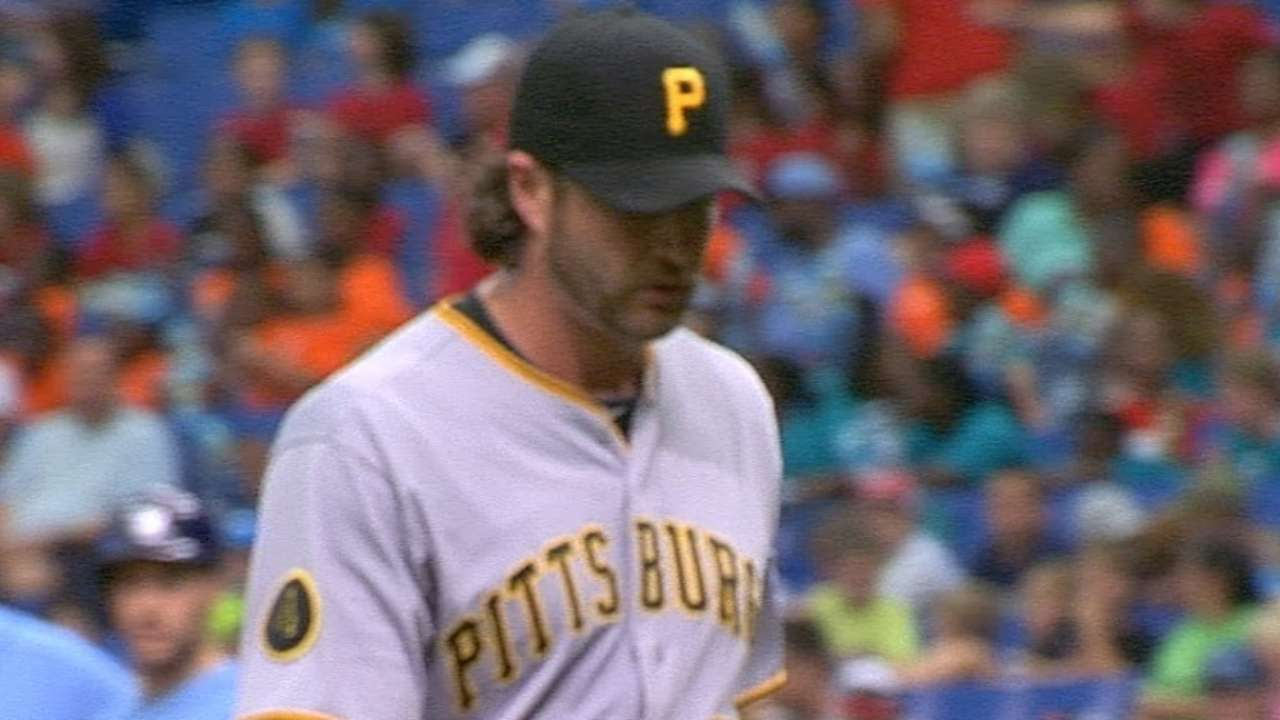 Pirates send Grilli to Angels for Frieri