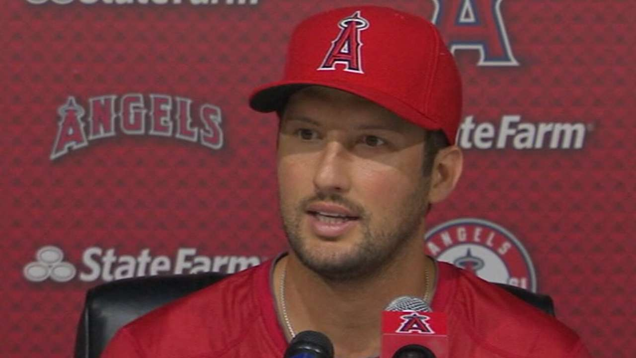 Angels not pressing to add starter at Trade Deadline