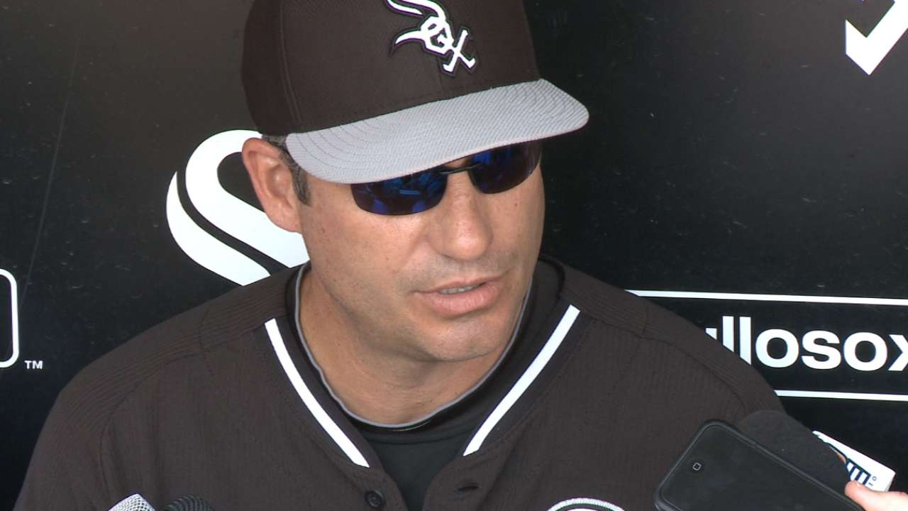 White Sox focused on long term at Trade Deadline