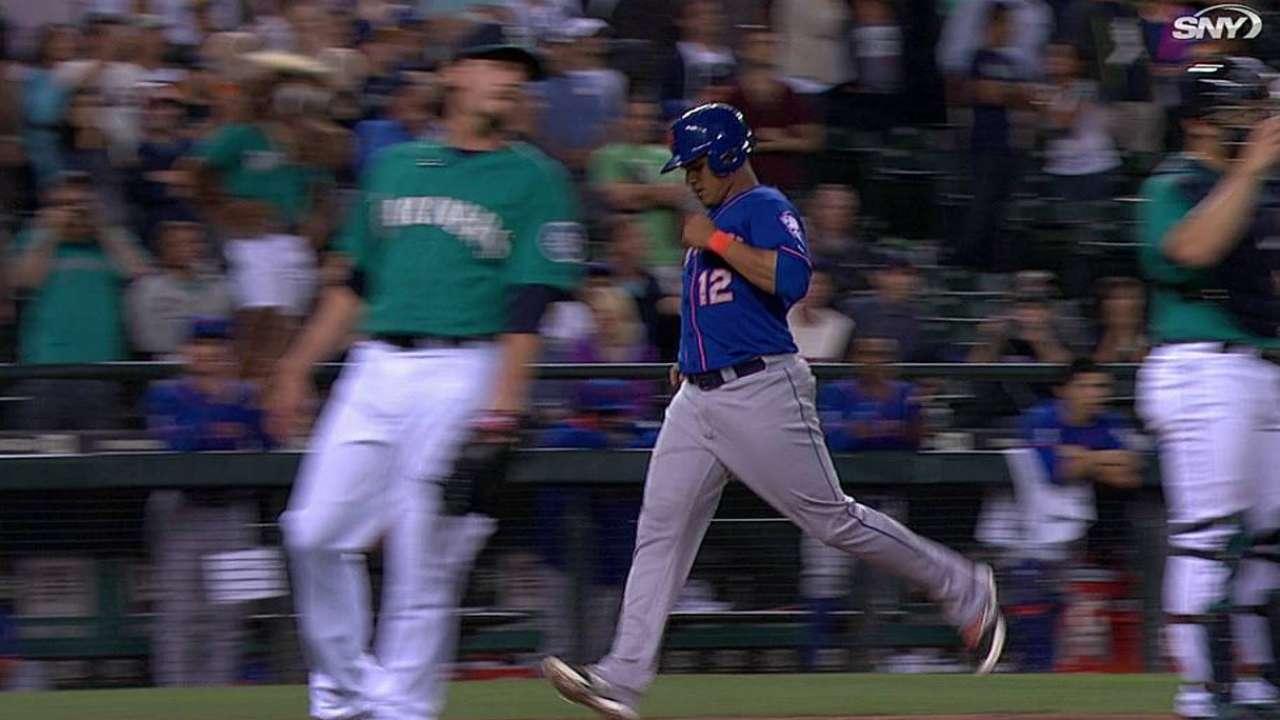 Mets sucumbieron dominados por Elías, Marineros