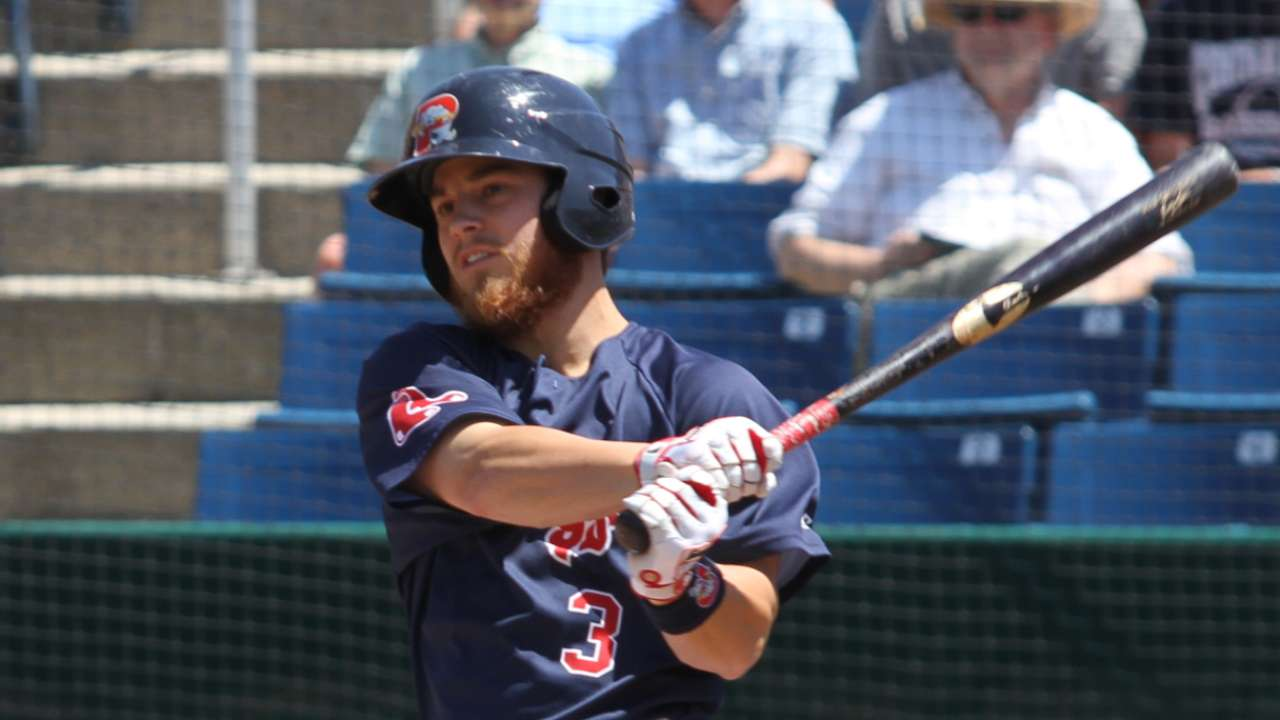 Red Sox prospect Coyle goes yard in AFL win