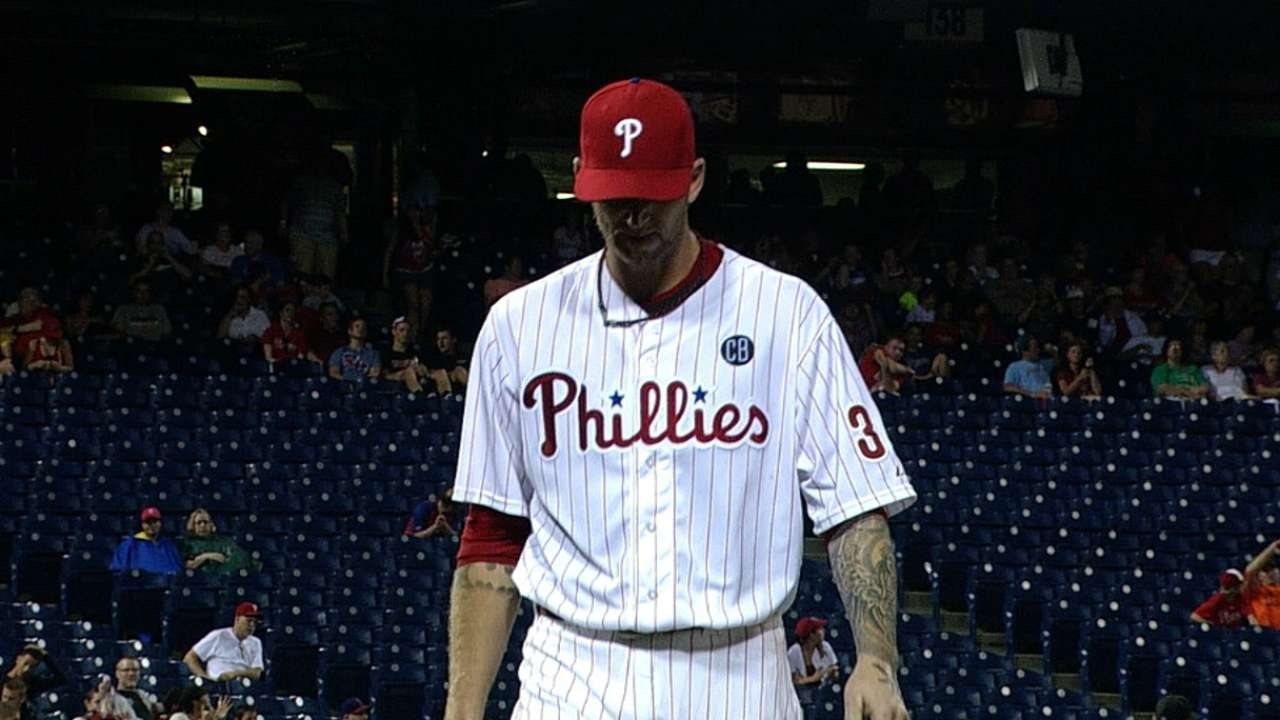 Cards likely not looking at Phils' arms before Deadline