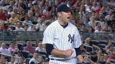 Phelps, Yanks take rain-shortened win over Rangers