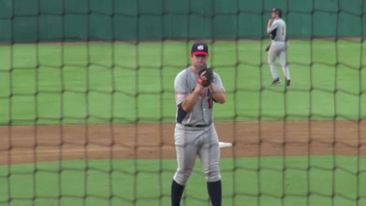 White Sox top pick Rodon debuts at Class A