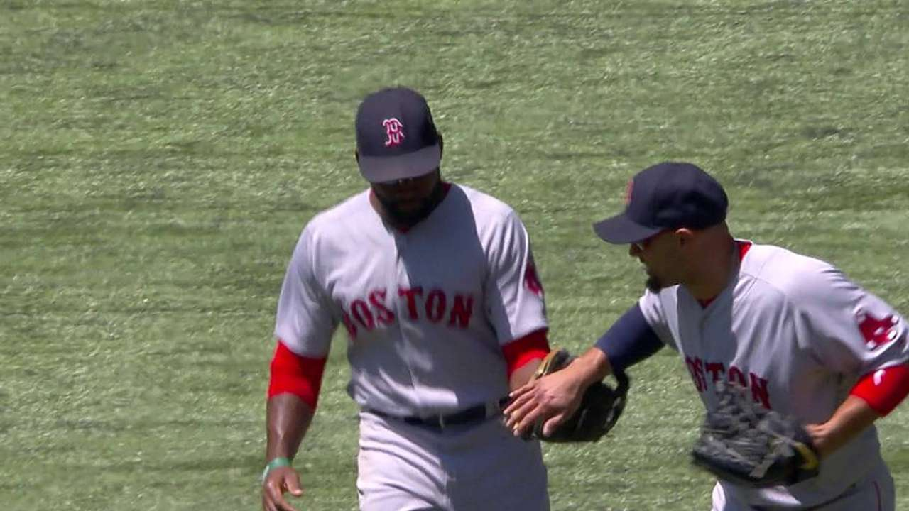 Red Sox drop series; no match for Jays' Stroman
