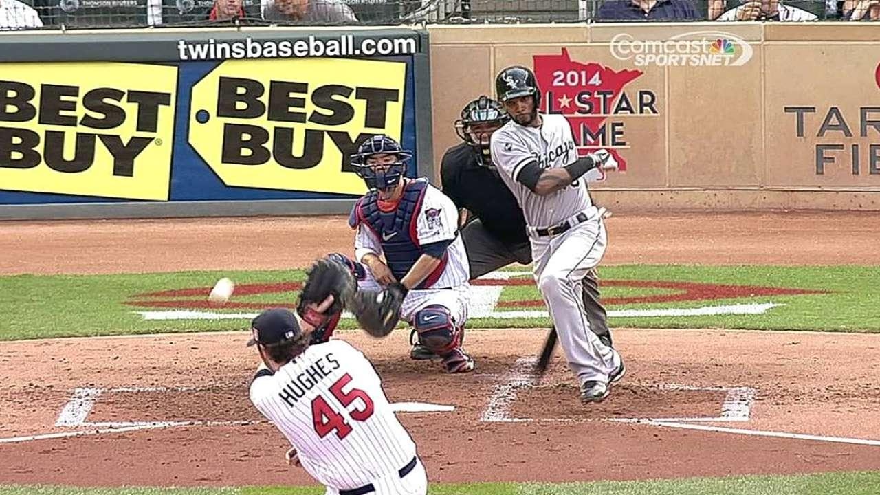 Noesí lució en victoria de White Sox sobre Mellizos