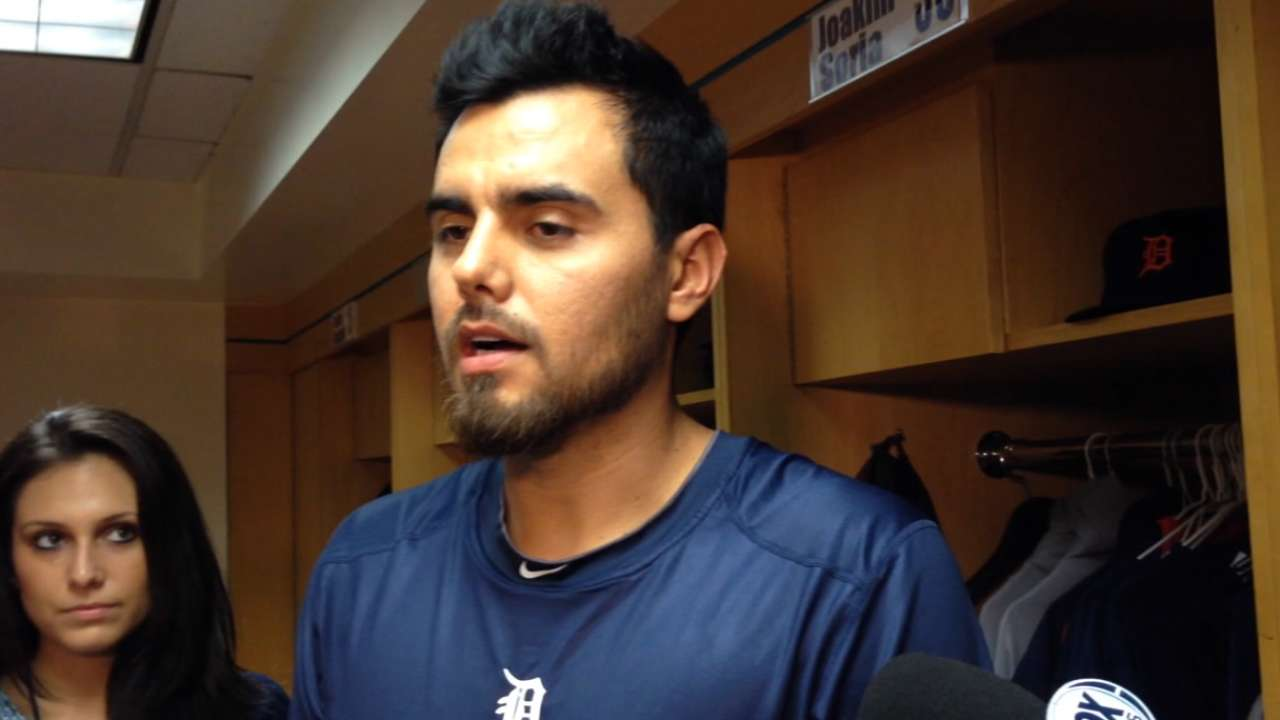 Soria ready to embrace seventh-inning role