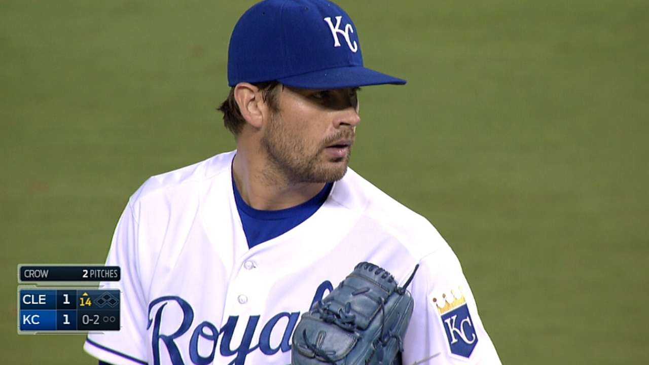 Bullpen providing sweet relief for Royals