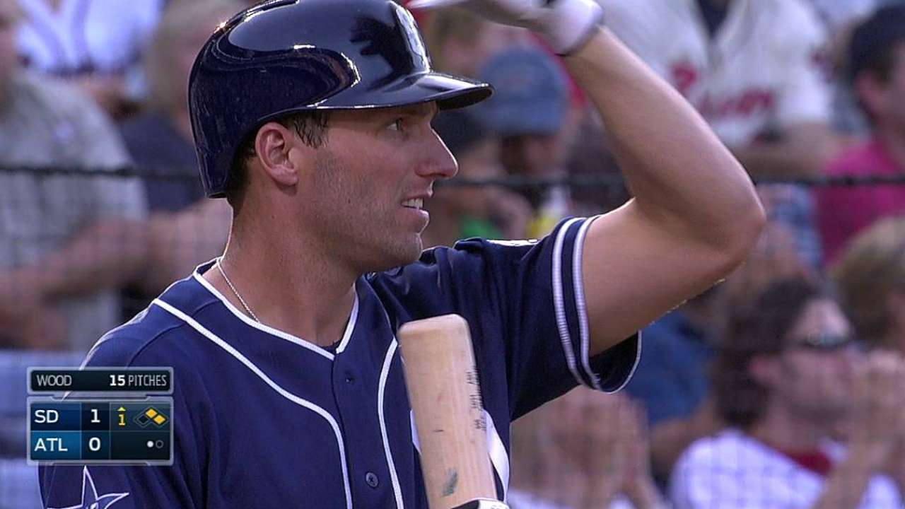 Nostalgic Francoeur enjoys return to Atlanta