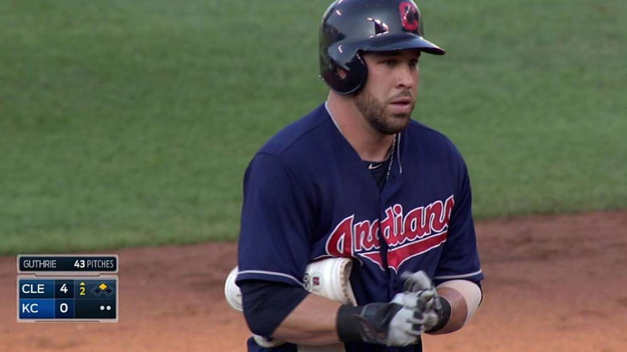 Kipnis gets break for series finale against KC