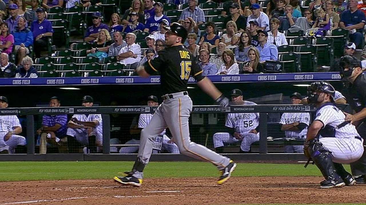 Locke off his game while Bucs' bats fall flat