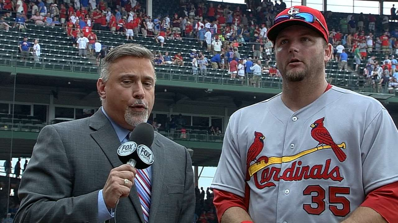 Cards add veteran catcher Pierzynski to mix