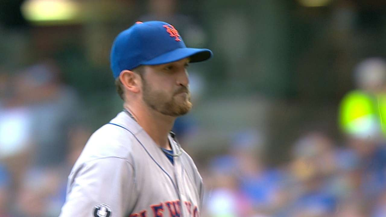 Collins not fazed with Niese not wanting to come out
