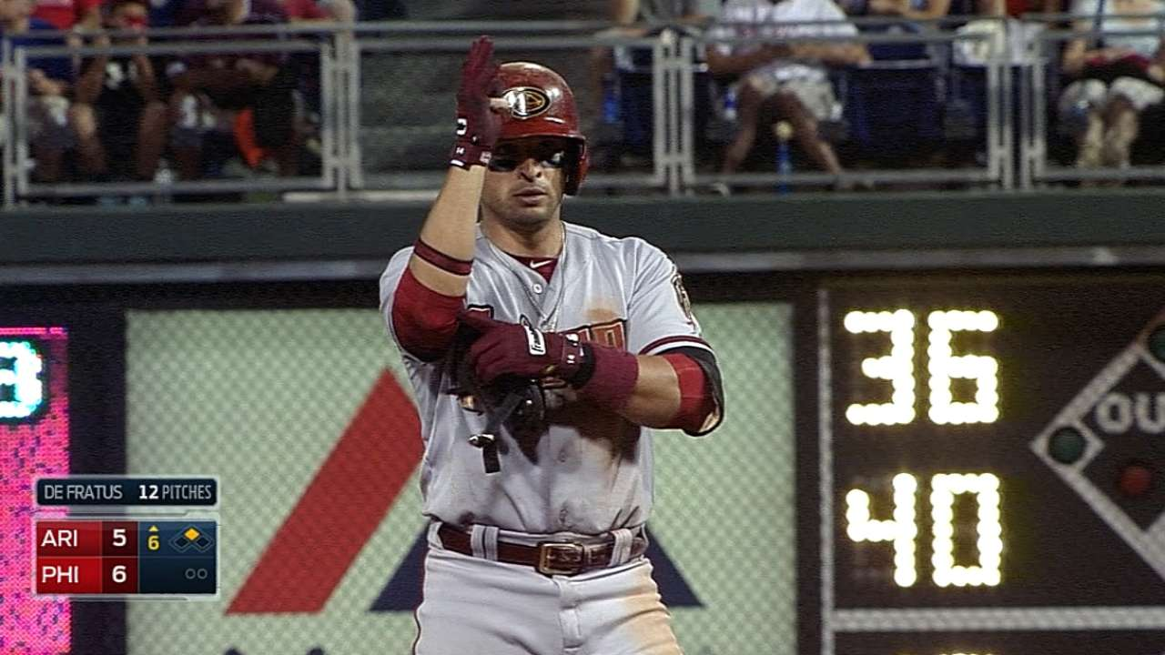 Prado's fifth RBI completes D-backs' rally in 10