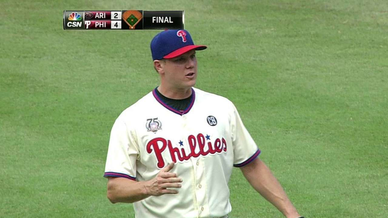 Papelbon doesn't get his wish to be traded