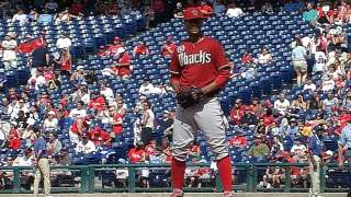 D-backs plan to go to six-man rotation