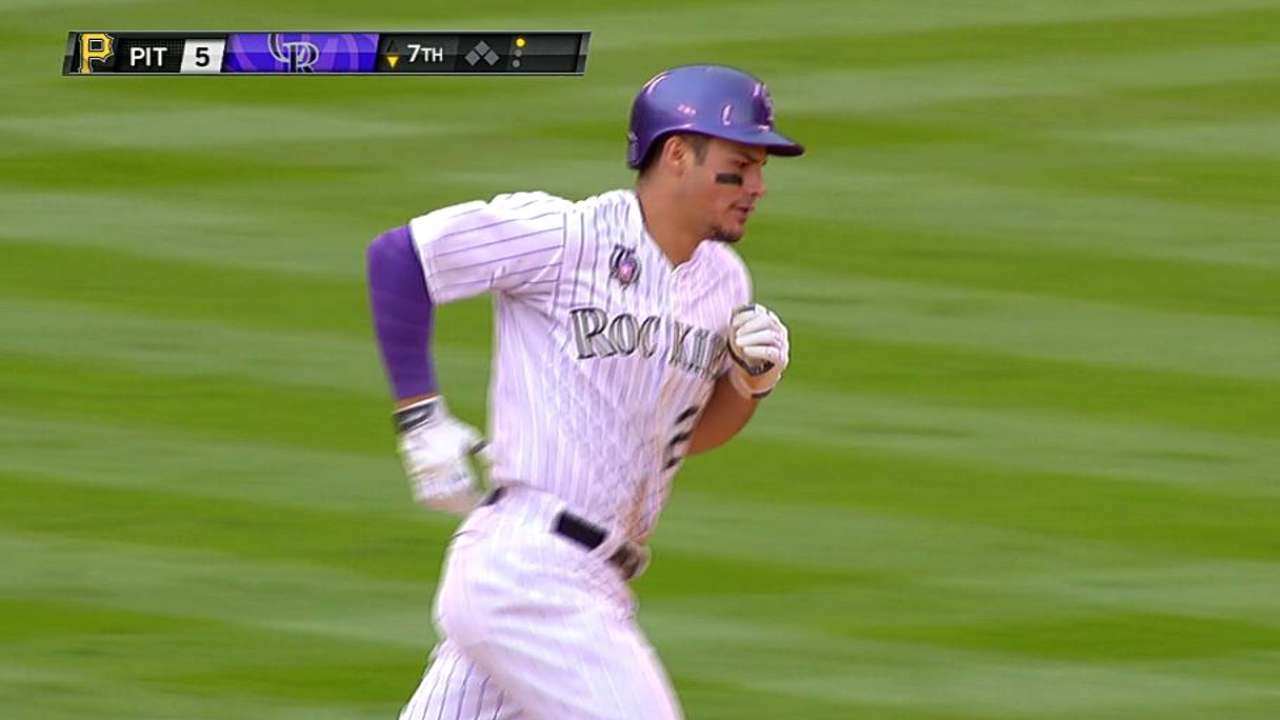 Rockies unable to finish off tight affair vs. Bucs