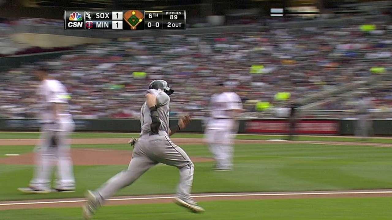 El bullpen falló y White Sox cayeron por la mínima