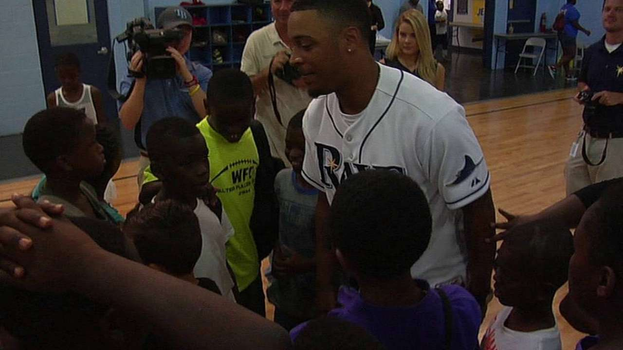 Price, Jennings, Moore visit rec centers