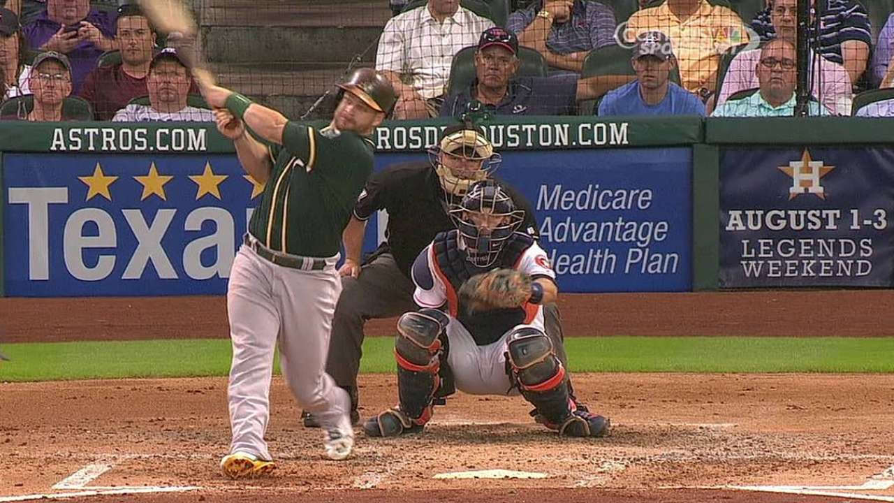 Chavez gets hit hard in loss to Astros