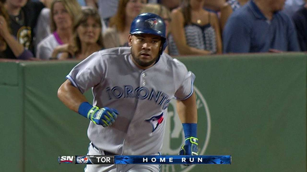 Melky named top Blue Jays' player for July