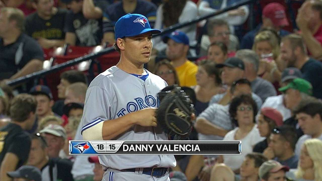 Valencia targets lefties, ready to compete in East