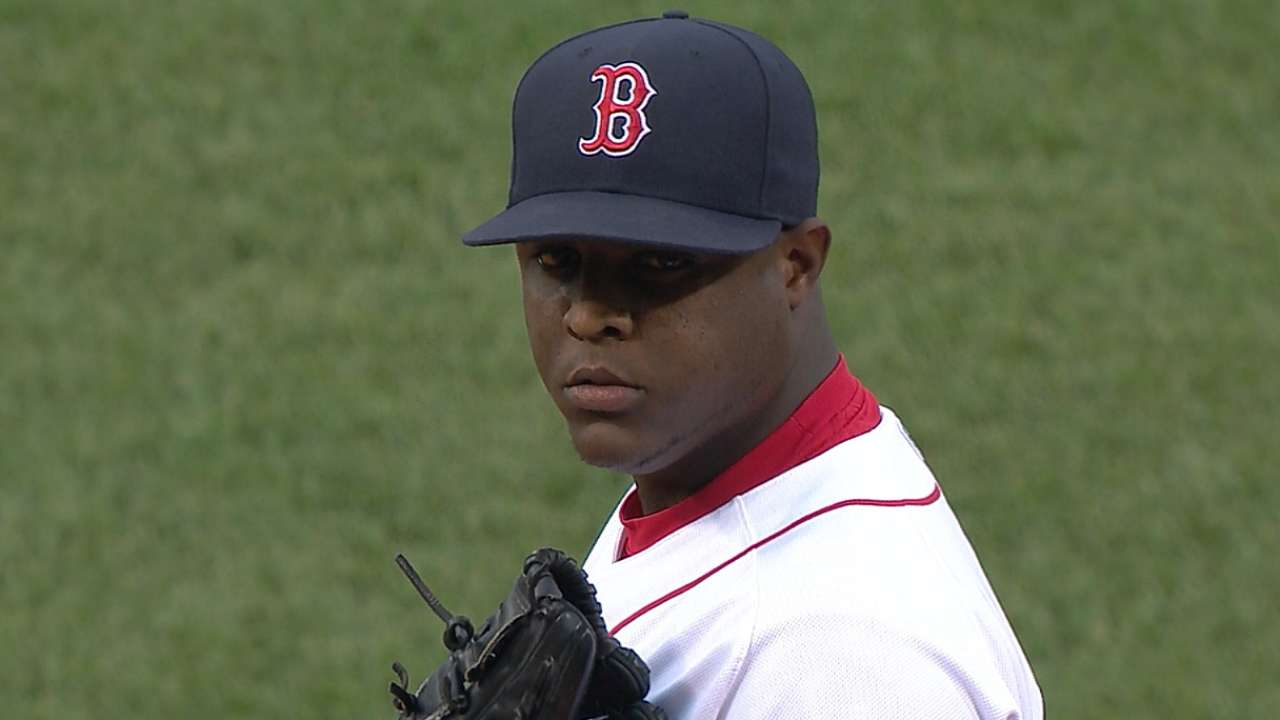 Red Sox limited in loss to Stroman, Blue Jays