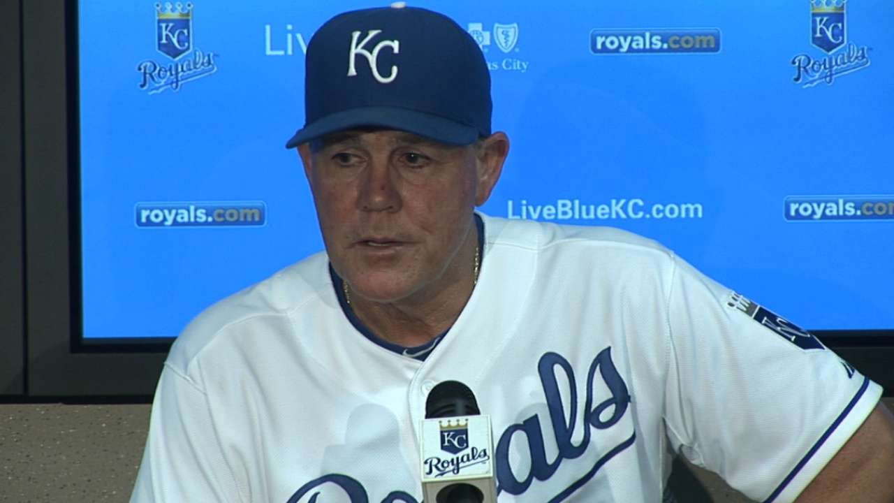 Royals seeking improvement in one-run games