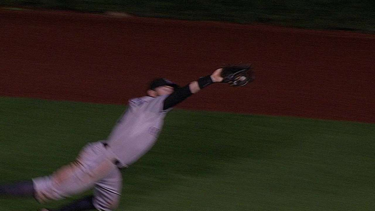 Blackmon steals Castillo's thunder -- twice