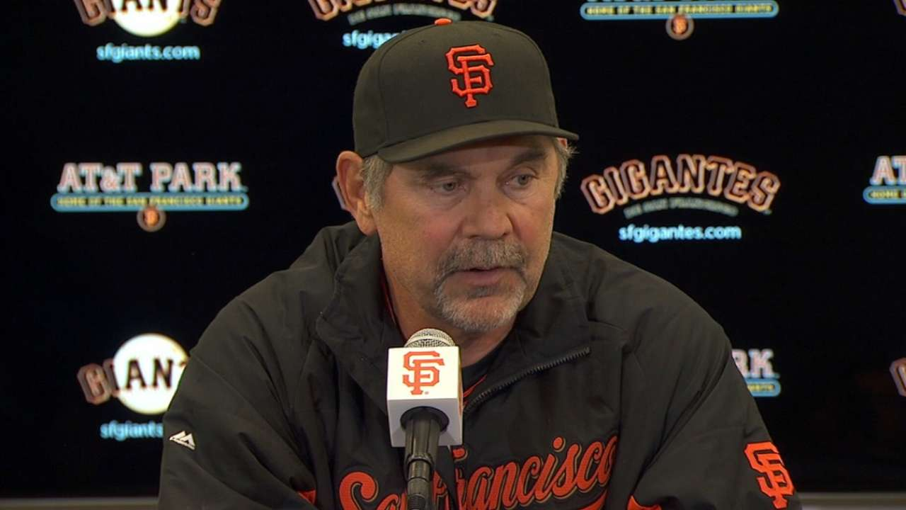 Giants frustrated by Pirates in sixth straight loss