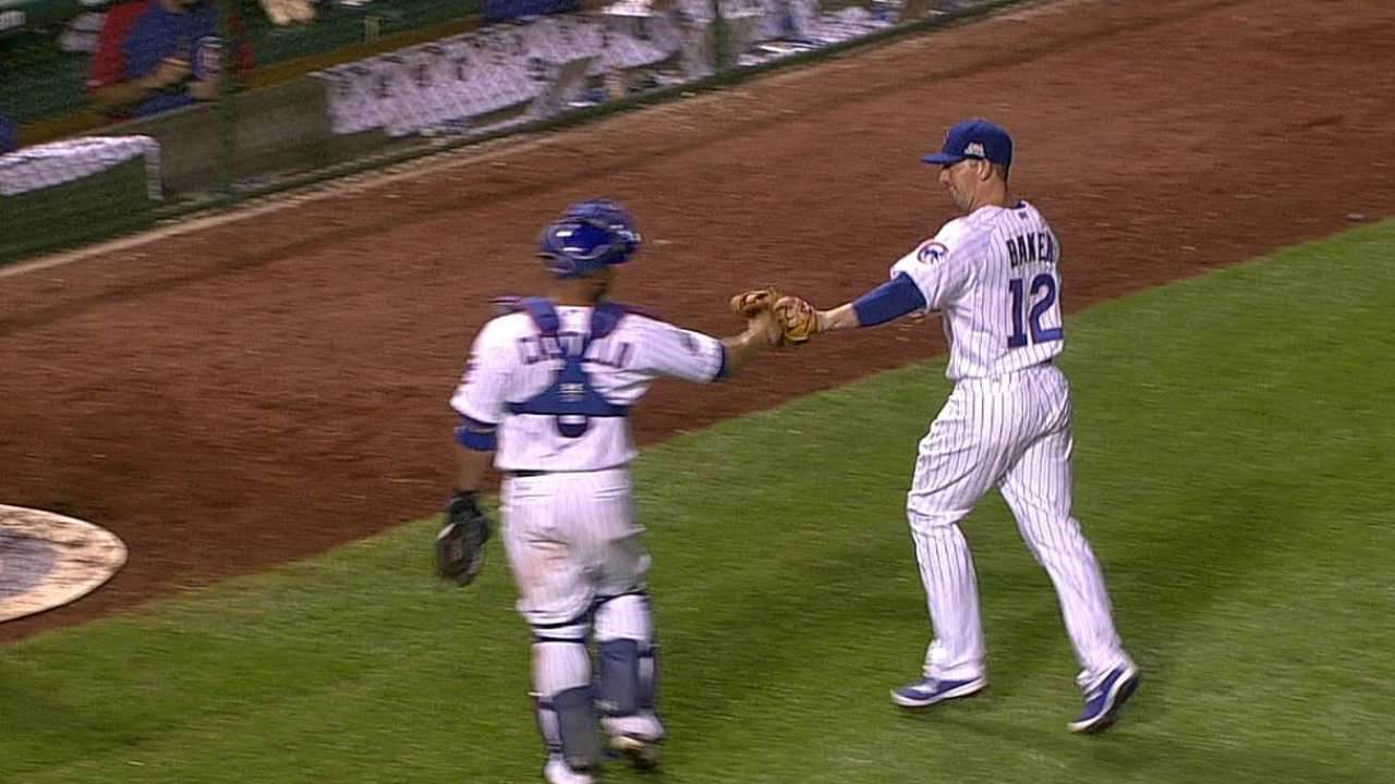 Rosario catches break after working overtime