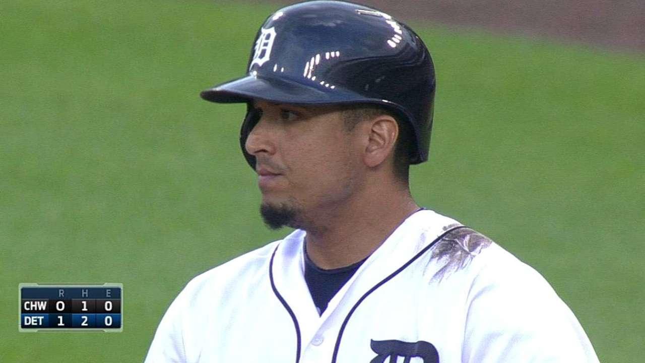 Scherzer se hizo cargo de los White Sox en Detroit