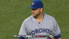 Buehrle nets elusive 'W' as Toronto sweeps Boston