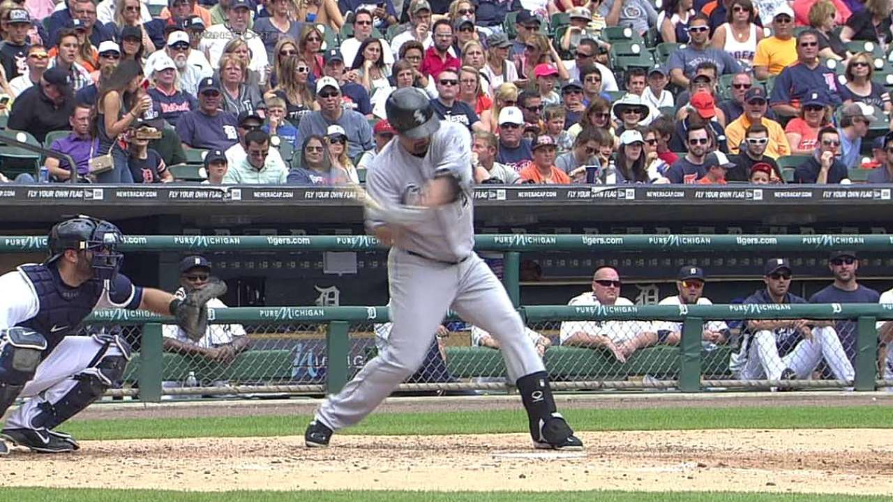 Konerko sees finish line quickly approaching