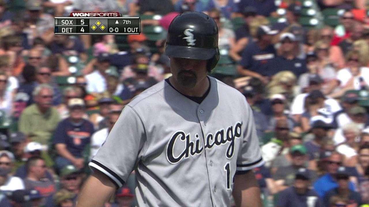 White Sox take series while Detroit deals