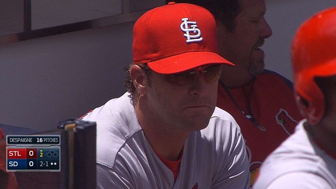 Departures of Craig, Kelly hit Cardinals hard