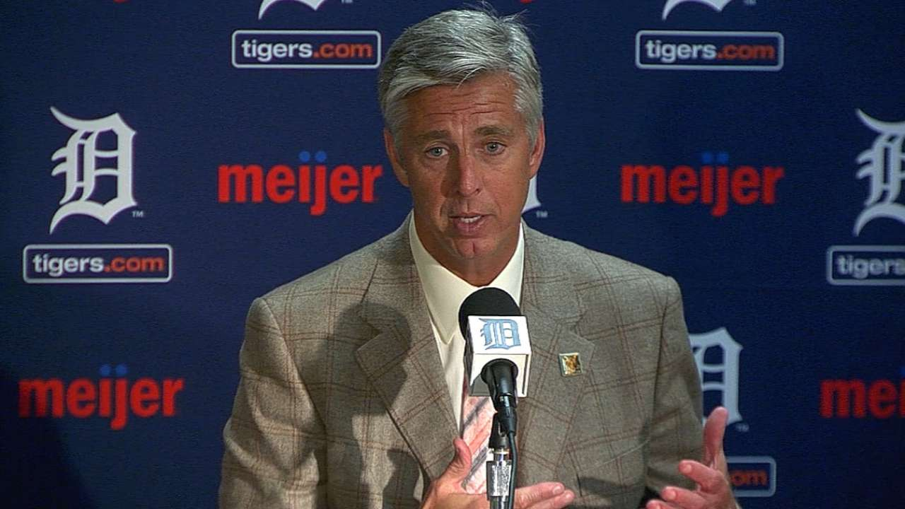 Dombrowski: No options elsewhere outside of roster