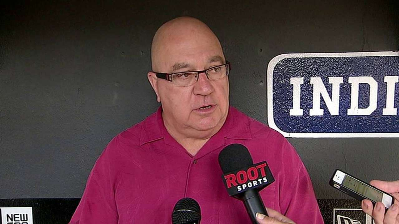 Zduriencik pleased with trade returns