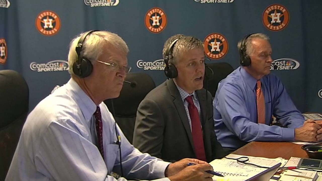 Luhnow has eye on waiver wire for possible trades