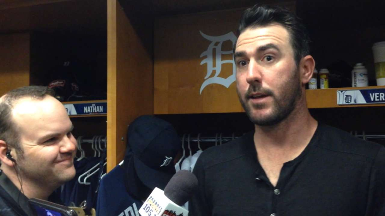 Tigers' potential playoff rotation provides intrigue