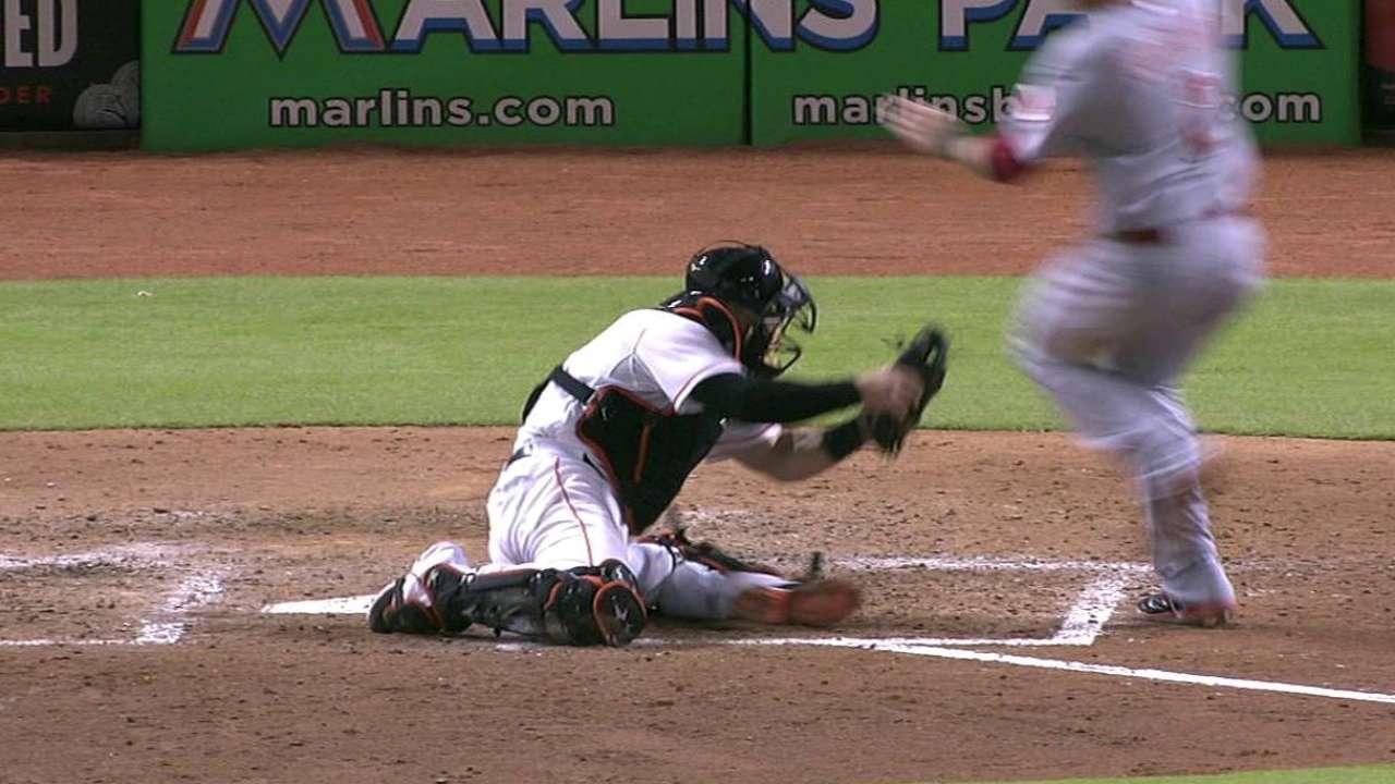 MLB afirma que no se equivocó al revisar jugada