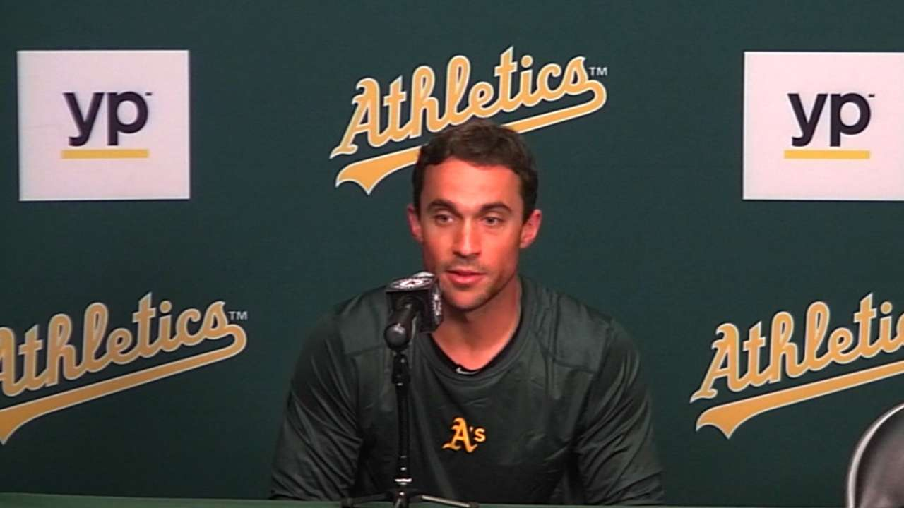 Fuld bringing immediate depth to Oakland's outfield
