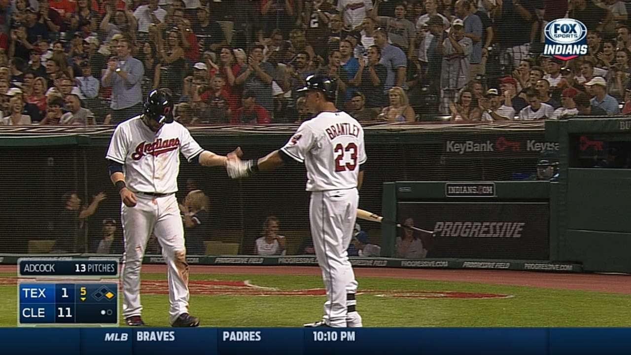 Salazar's resurgence continues in rout of Rangers