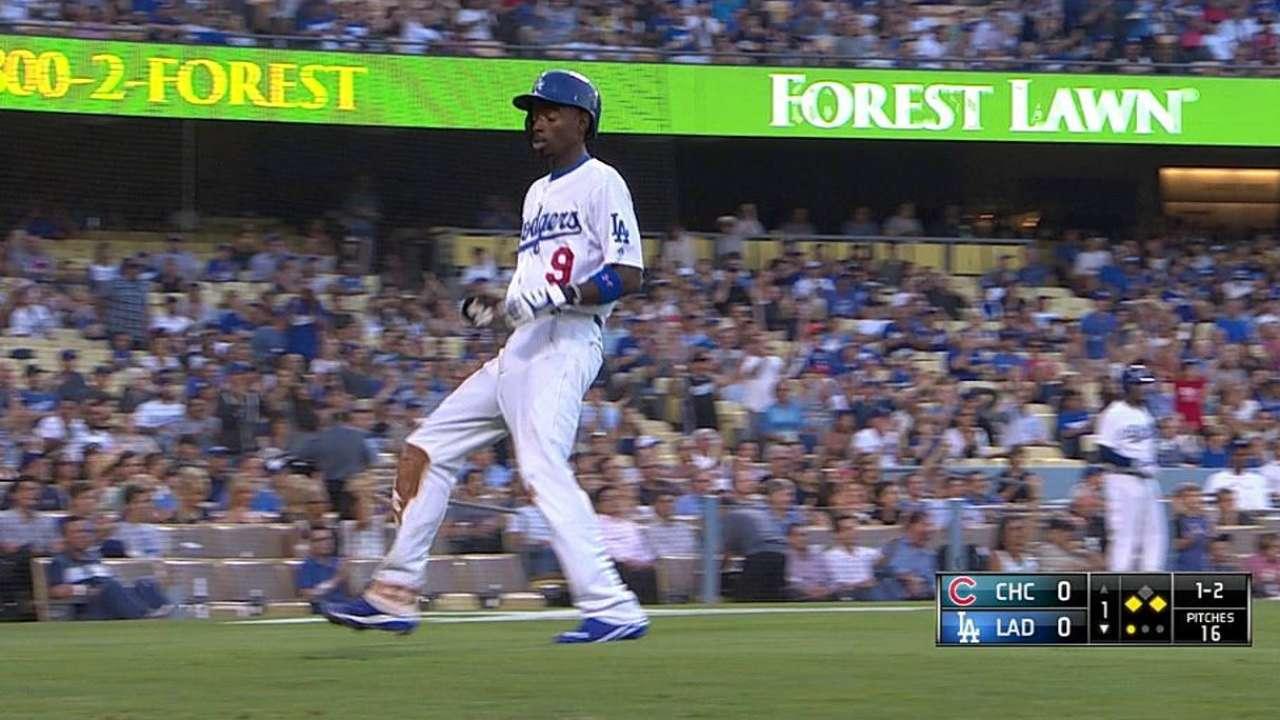 Haren falla y Dodgers son superados por Cachorros