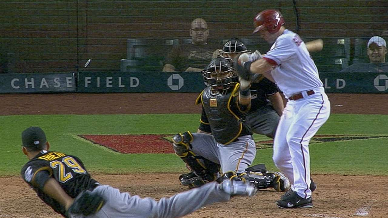Gibson: Goldschmidt's season likely finished